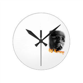 Dj Kenny Clock