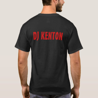 DJ Kenton's Riddim Roots Radio Men's T-Shirt