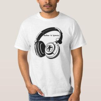 DJ KLASH-GEAR Rather B Spinnin' HeadPhones T-Shirt