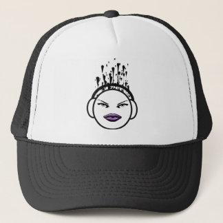 DJ Kyree Logo Trucker Hat