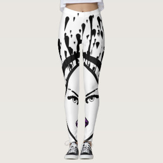 DJ Kyree Myst Leggings