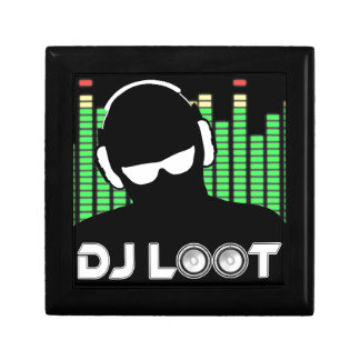 DJ Loot Keepsake Box
