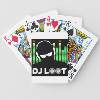 DJ Loot Playing Cards