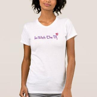 DJ LOVE Purple T-Shirt