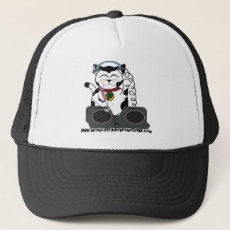 dj lucky cat hat
