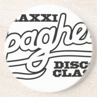 DJ MAXXI SPAGHETTI DISCO CLASSICS COASTER