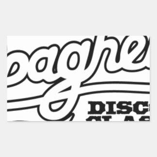 DJ MAXXI SPAGHETTI DISCO CLASSICS STICKER