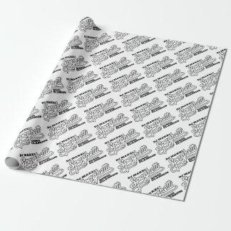 DJ MAXXI SPAGHETTI DISCO CLASSICS WRAPPING PAPER