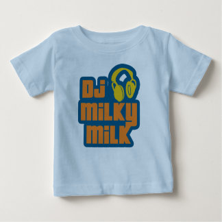 DJ Milky Milk Baby T-Shirt