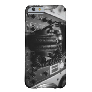 Dj Mixer and Headphones iPhone 6 case Barely There iPhone 6 Case