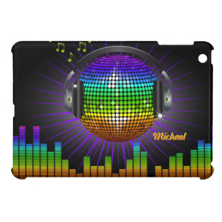 DJ Music Disco Ball iPad Mini Case
