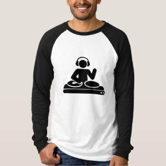 DJ Music PictogramT-Shirt T-Shirt