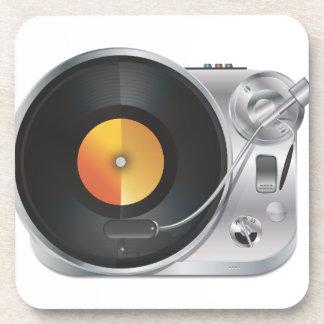 DJ Music Player Coaster