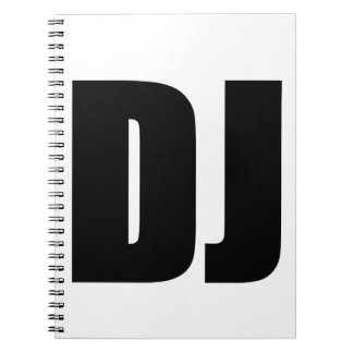 DJ NOTE BOOKS