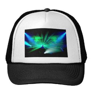 DJ On The Decks trucker hat