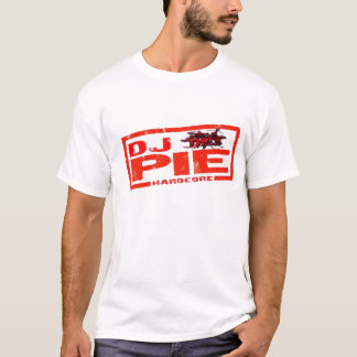 Dj Pie Hardcore HIH T-Shirt