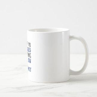 DJ Pillow and Mc Blanky Coffee Mug