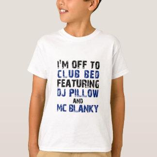 DJ Pillow and Mc Blanky T Shirt