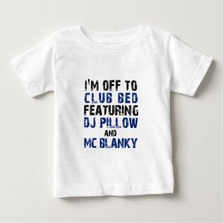 DJ Pillow and Mc Blanky Tshirts