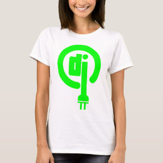 DJ Powercord T-Shirt