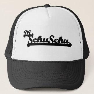 DJ Schu Schu Hat - Black