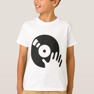Dj Scratch turntable T Shirt