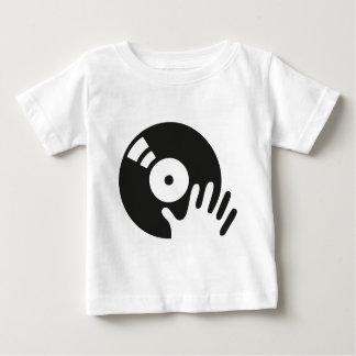 Dj Scratch turntable Tshirt
