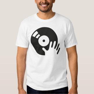 Dj Scratch turntable Tshirts