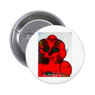 DJ SK Deformed Robot Button