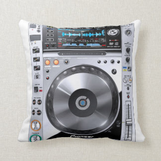 DJ Sleep Pillow