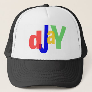 DJ Trucker Cap - dJay Trucker Cap