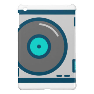 DJ Turntable iPad Mini Cover