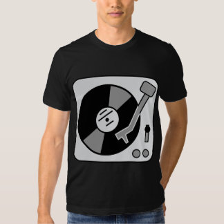 DJ Turntable T-shirts
