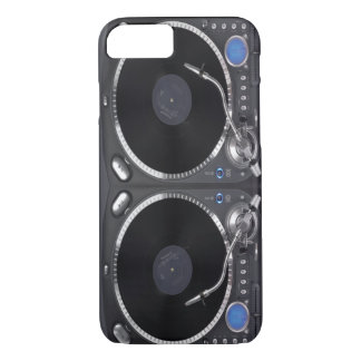 DJ Turntable VOL2 iPhone 7 Case