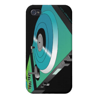 DJ Turntables iPhone 4/4S Cover