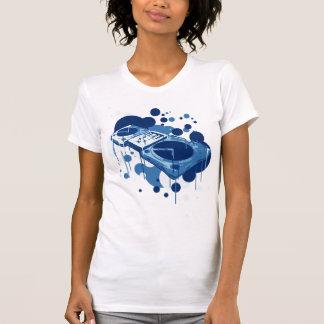 DJ Turntables T-shirts