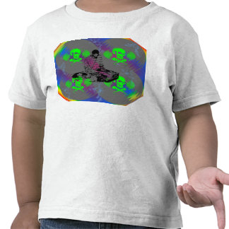 DJ Vinyl Spinner Tee Shirts