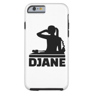 Djane Tough iPhone 6 Case