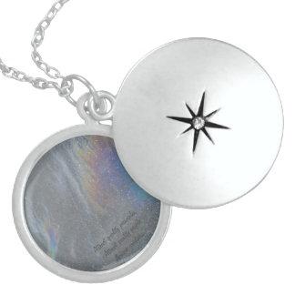 Djaneraimages original prism design sterling silver necklace