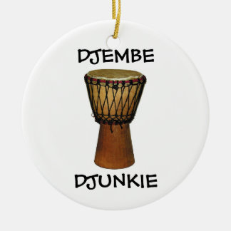 DJEMBE #2 Christmas ornament