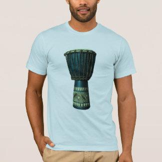 Djembe (Blue) T-Shirt