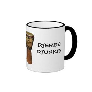 DJEMBE DJUNKIE mug