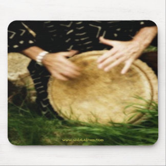 Djembe mouse pad