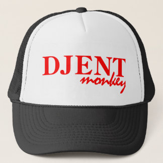 Djent Monkey Trucker Hat