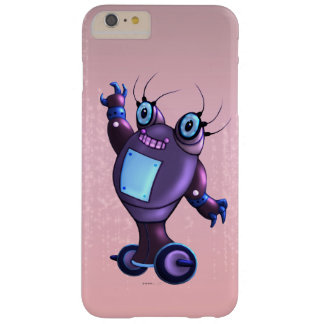 DJEZEL ROBOT CARTOON Case-Mate Barely There iPhone