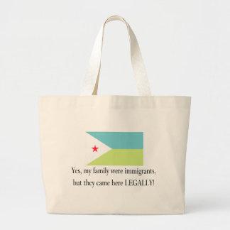 Djibouti Canvas Bags