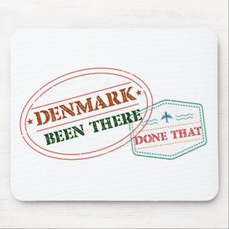 Djibouti Been There Done That Mouse Pad