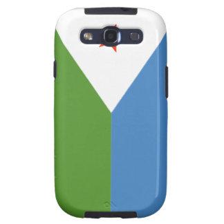 Djibouti Flag Samsung Galaxy S3 Case