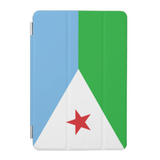 Djibouti Flag iPad Mini Cover
