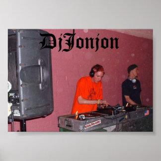DjJonjon Poster